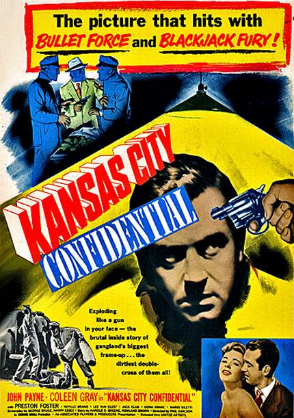 Últimas películas que has visto (las votaciones de la liga en el primer post) - Página 12 KansasCityConfidential