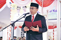 <b>Kota Bima Peringati Hari Guru Nasional, Wakil Walikota Jadi Irup</b>