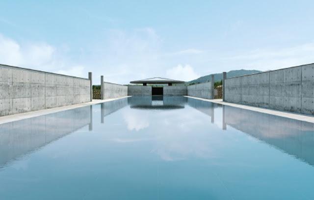 Componentes-arquitectonica-Enorme-estatua-de-Buddha-cementerio-de-Sapporo