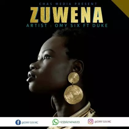 Download Audio | Ommy Six ft Duke - Zuwena (Singeli)