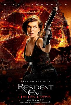 descargar Resident Evil: Capitulo Final