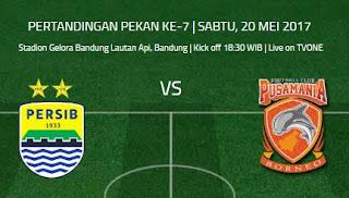 Prediksi Persib Bandung vs Borneo FC: Sama-Sama Termotivasi Menang
