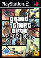 Grand Theft Auto: San Andreas PS2 ISO