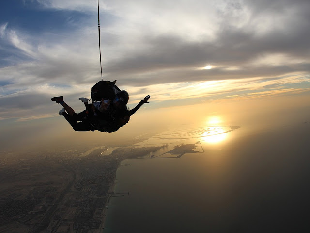 Adventure Activities in Dubai
