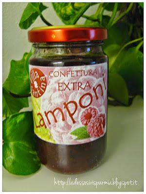dolci confetture naturali ai frutti rossi