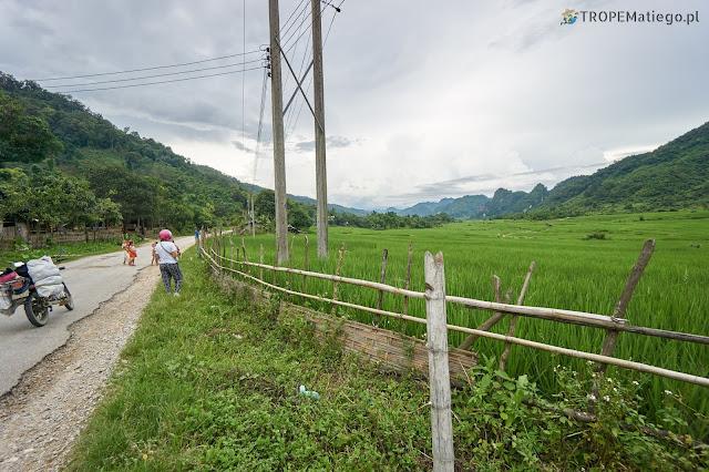 Laos prowincja Houphanh