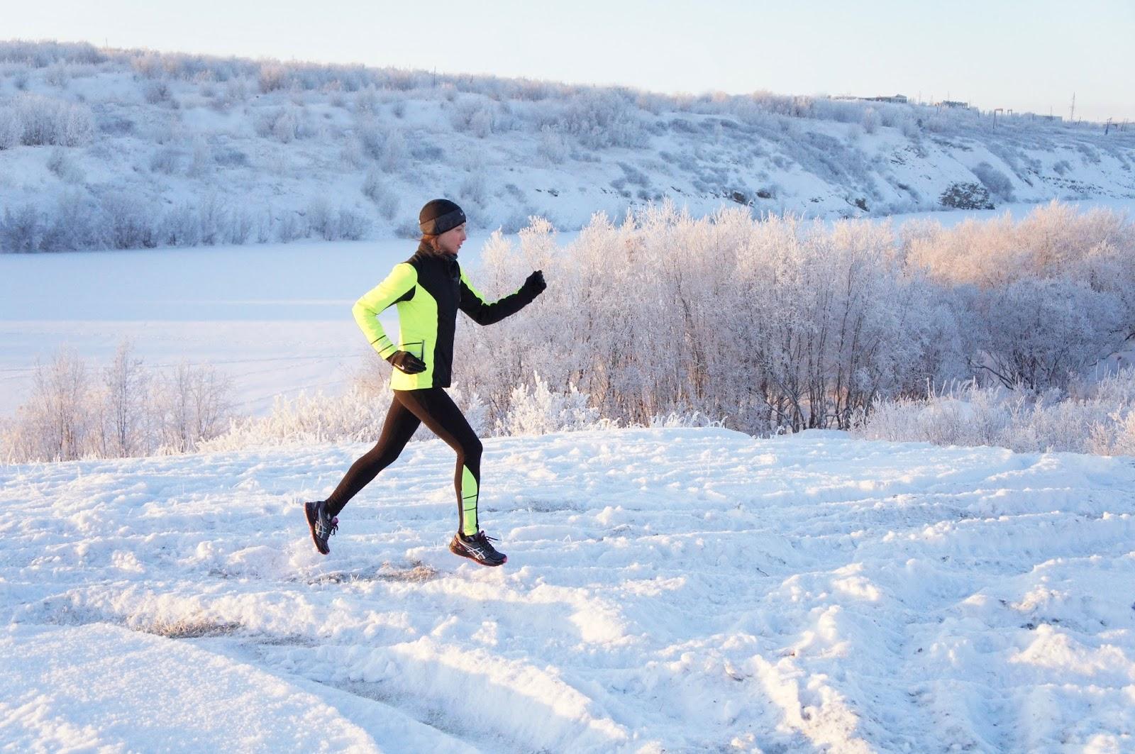 6b3d244f Бег как образ жизни: Кроссовки для зимнего бега