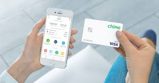 Mobile bank Chime