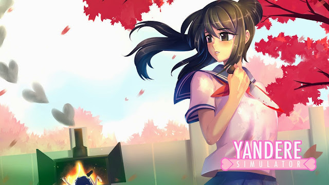 Yandere, Simulator, Game, Gameplay, Game Review, Desenvolvimento,Jogo, anime, Personalidades nos animes, Jogos de Terror
