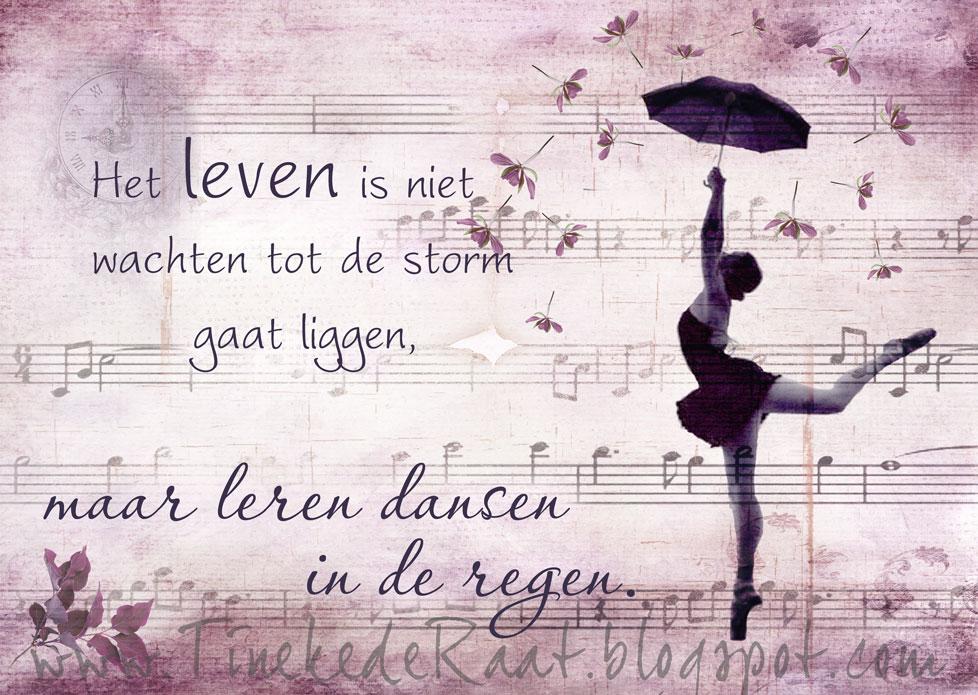 spreuken over regen Dansen in de regen.. spreuken over regen