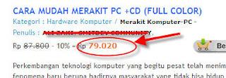 Ebook Perbaikan dan servis laptop