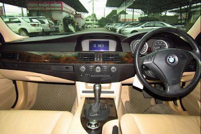 Interior BMW E60 Seri-5 Prefacelift