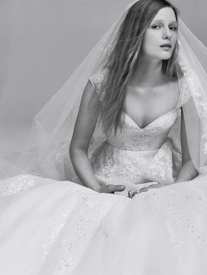 Elie Saab bridal wedding collection