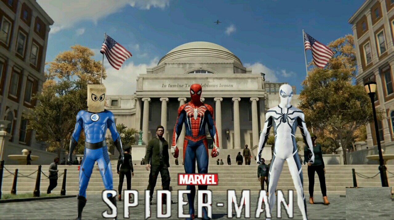 Marvel's Spider-Man Update Version 1.14 Adds Fantastic Four Suits For PS4 The Full Patch Notes
