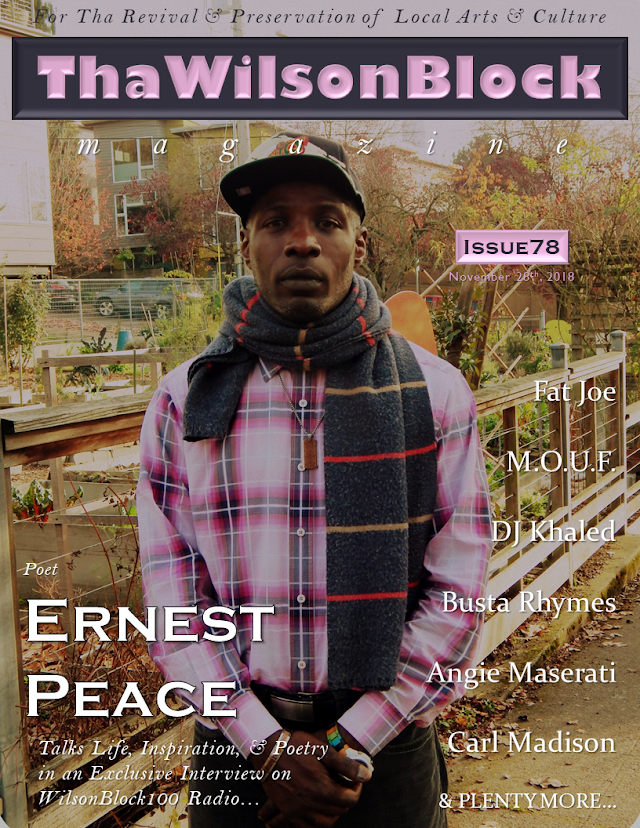 ThaWilsonBlock Magazine Issue78 (November 28th, 2018)