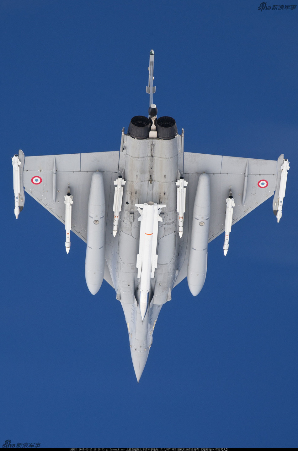 Asian Defence News French Air Force Asmp A Air Launched