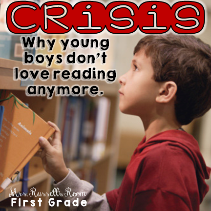 Why Boys Dont Read >> Why Young Boys Don T Want To Read Anymore Mrs Russell S Room