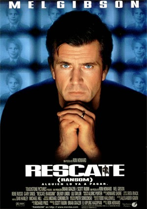 RESCATE (Ransom) (1996) Ver online – Latino