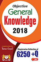 Objective General knowledge 2018 book