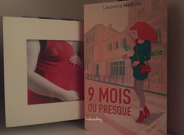 Journal de bord de Laurence Marino, 9 mois ou presque, publié chez Yakabooks