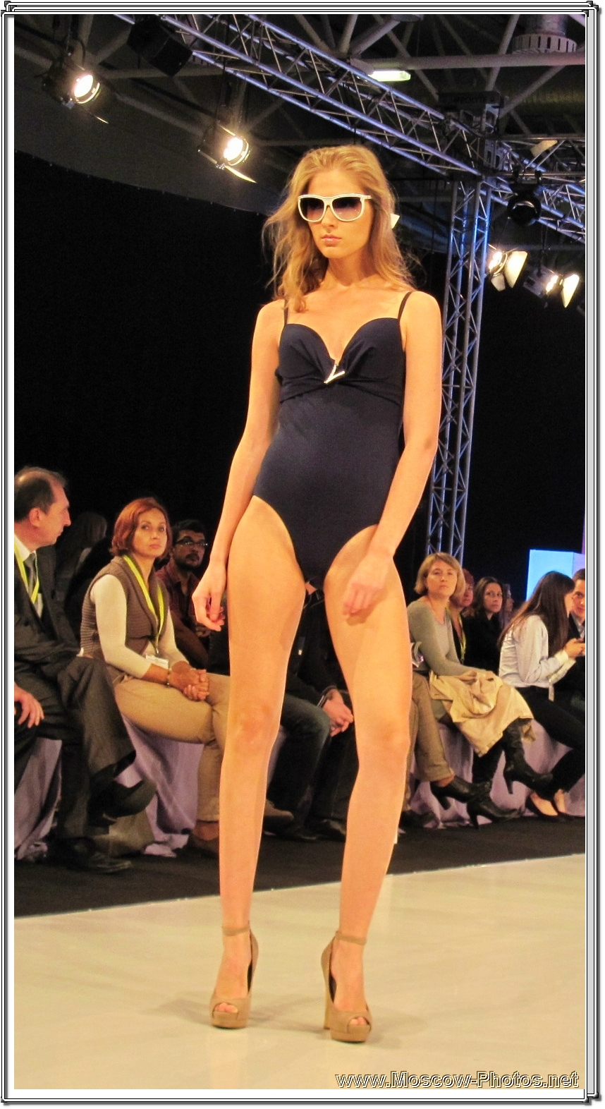 CPM Collection Premiere Moscow  - Triumph Lingerie Fashion Show