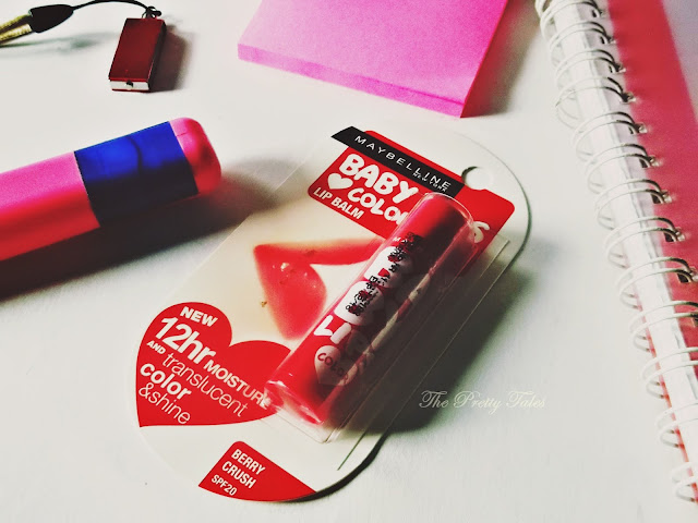 maybelline baby lips original electro pop and color review