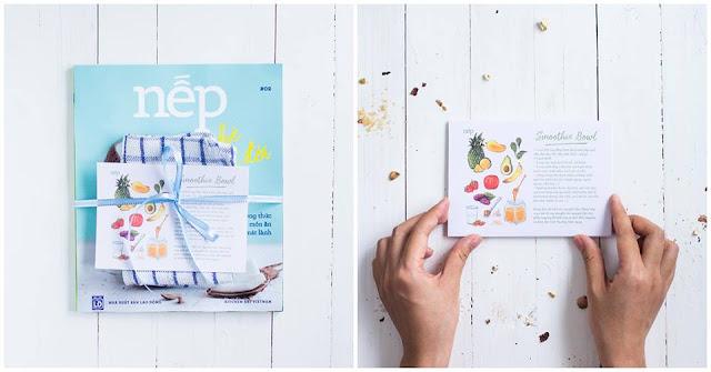 """Tạp chí ẩm thực """"Nếp"""""""