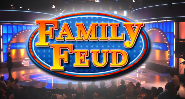 The Young Life Leader Blog: Family Feud Club Questions & Answers