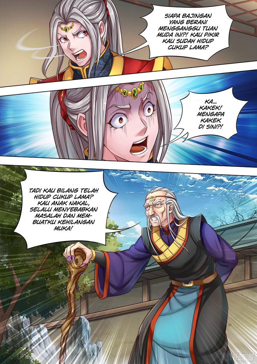 Baca Komik Tang Yin Chapter 8 Bahasa Indonesia Komikindo