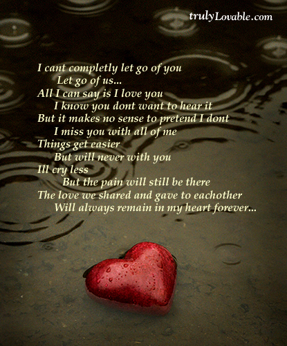Love Quotes and Love Poems: I Miss You Quotes