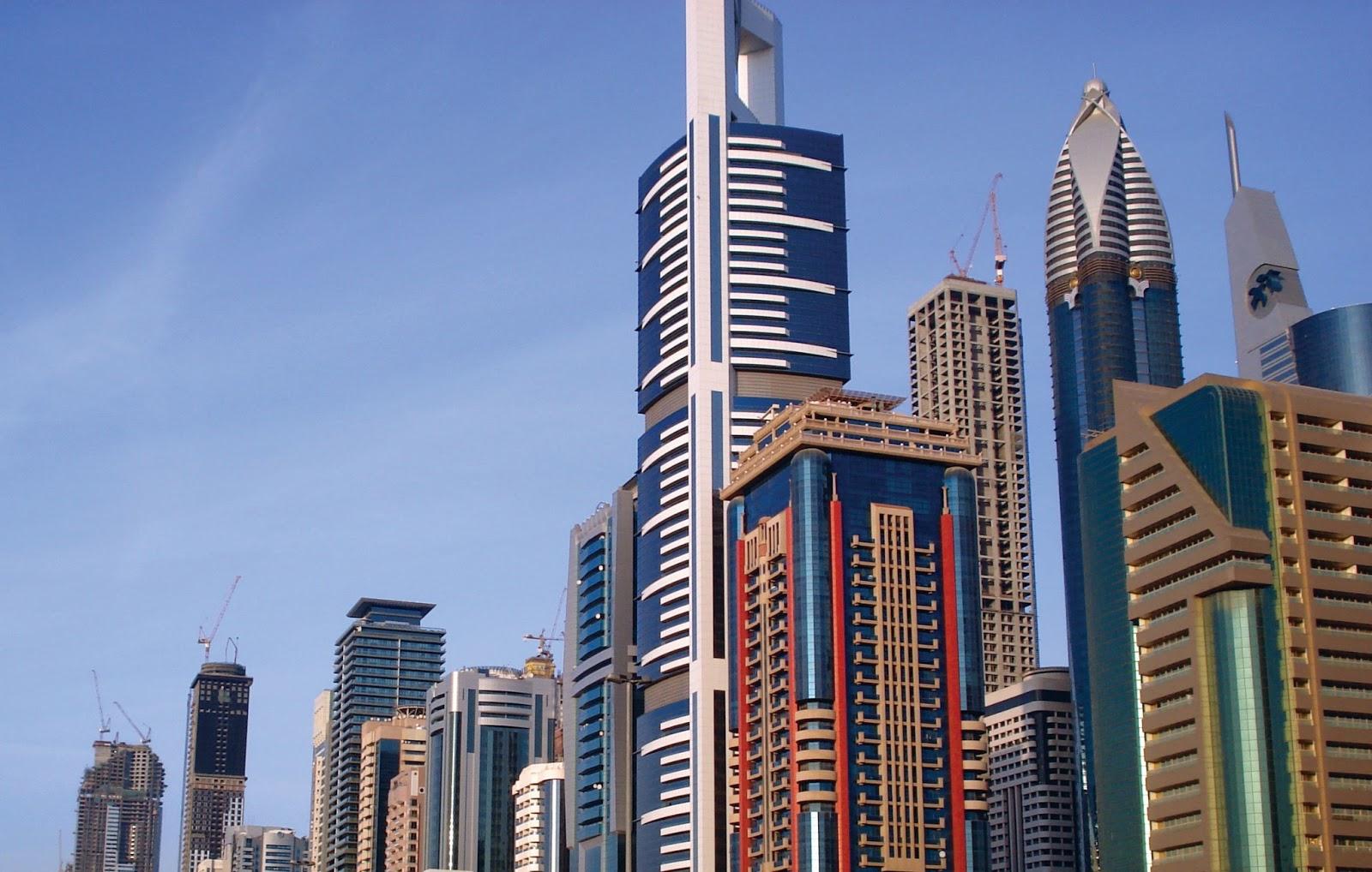Developments In Dubai : Dubai constructions update by imre solt property