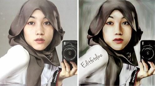Cara Merubah Foto Jadi Mirip Lukisan Dengan Tool Online