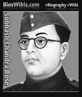 Subhash Chandra Bose image bioswikis