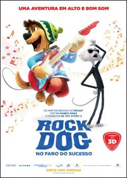 baixar capa Rock Dog: No Faro do Sucesso | Legendado