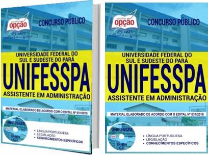 Apostila Concurso UNIFESSPA PA 2018