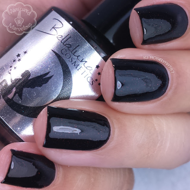 Bellaluna Cosmetics - Black Widow