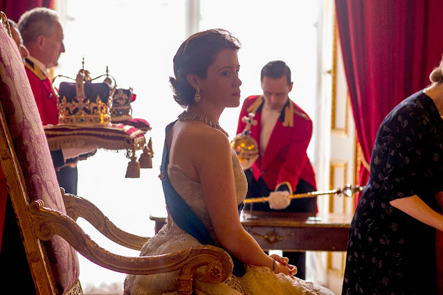 Nuevo tráiler de la serie de Netflix 'The Crown'