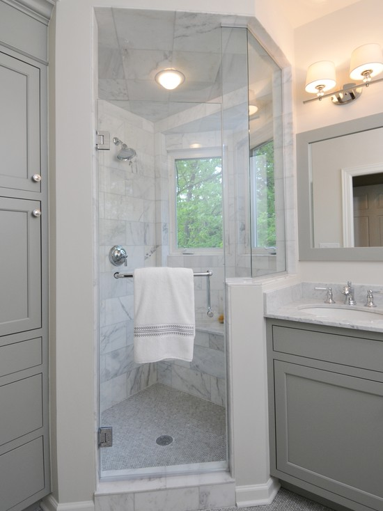 Light grey fitted bathroom furniture home furniture for Furniture ideas for bathroom