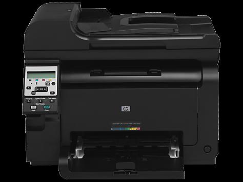 HP LaserJet Pro 100 color MFP M175 Printer Drivers