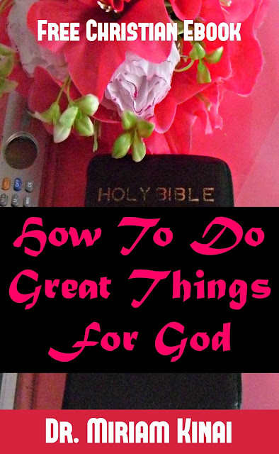 Free Christian Ebooks: How to Do Great Things for God