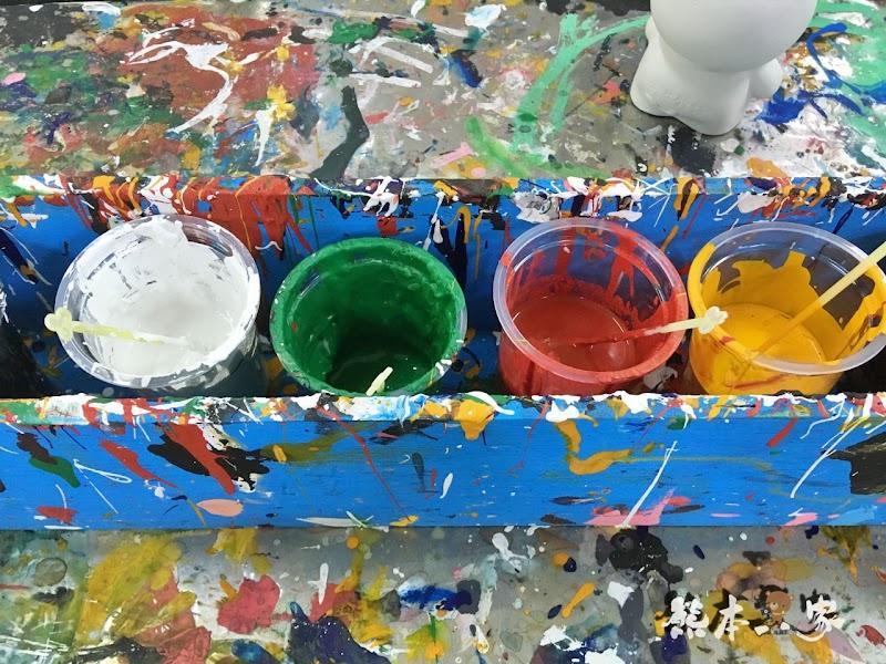 苗栗親子DIY活動|巴多教室|飛牛牧場~彩繪肥牛好玩讓創意跟著大爆發
