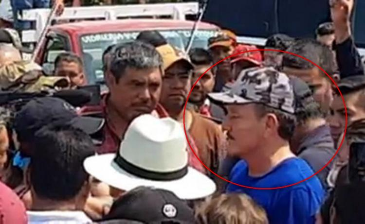 VIDEO: Narco del CJNG es recibido con mariachis en Michoacan tras ser liberado por Juez de Control