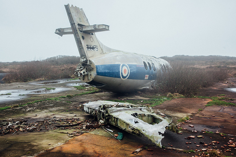 21 Abandoned Airplane Graveyards Of The World Urban Ghosts