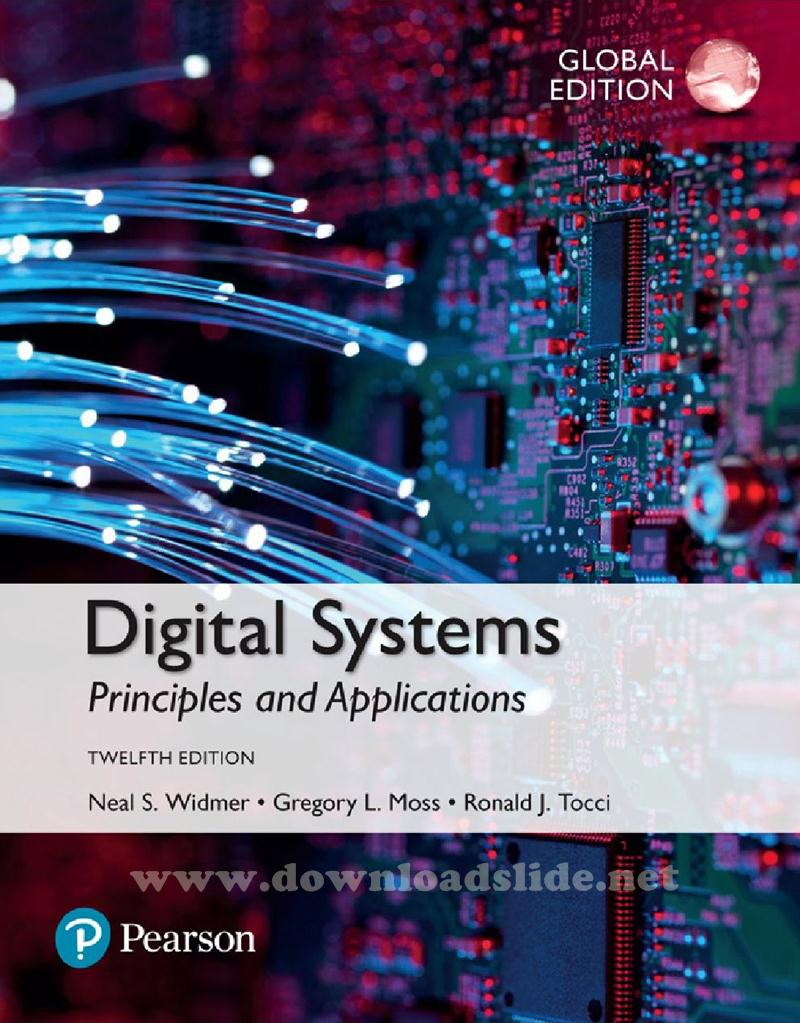 Ebook Digital Systems 12th Edition by Widmer, Moss, Tocci (Global Edition)