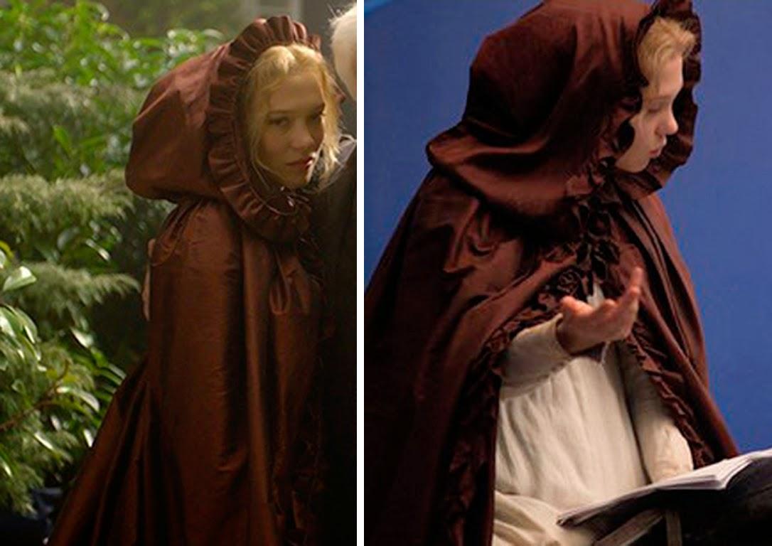Bella  capa vermelha, La Belle et la Bete 2014