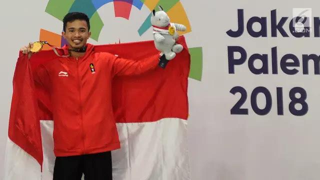 Abdul Malik Ingin Bangun 3 Masjid dari Bonus Emas Asian Games