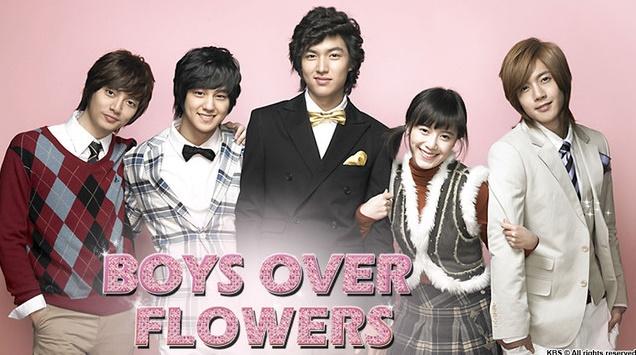 Drama Korea Terbaik boys over flowers