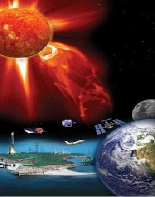 End of the World 2012: NASA Repots says Solar flare will ...