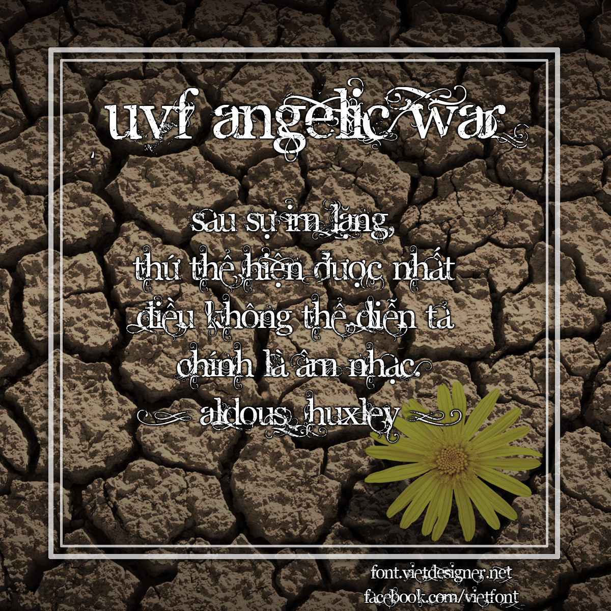 UVF Angelic War