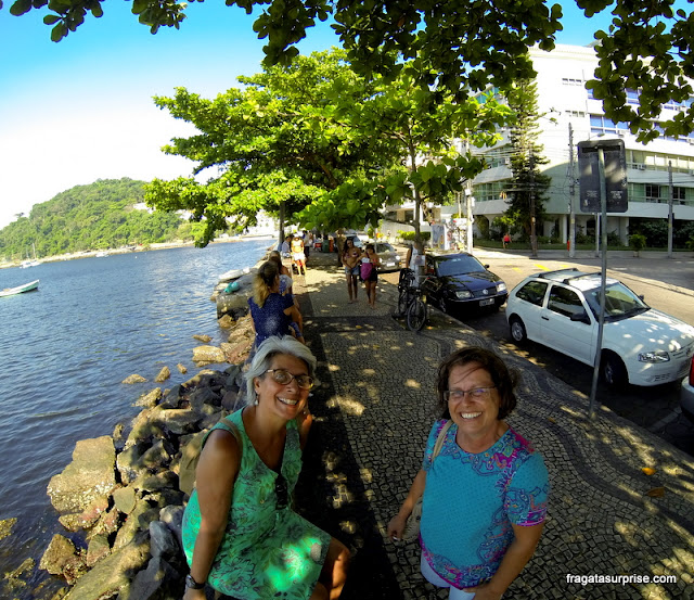 Mureta da Urca - Rio de Janeiro
